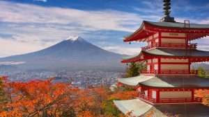 12-Chureito-pagoda-and-Mount-Fuji-Japan