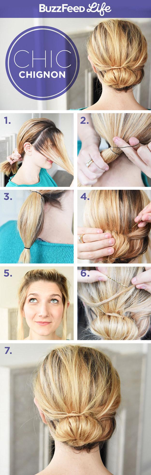 6 თმის მარტივი ვარცხნილობა გოგონებისთვის