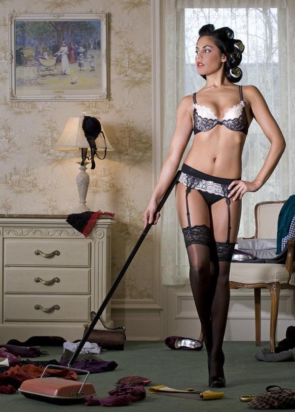 25 მოულოდნელი რამ, რასაც ცოლები აკეთებენ, როცა ქმრები სახლში არ არიან