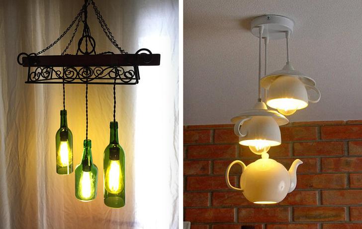 20 კრეატიული იდეა რომელიც თქვენი სახლის მოწყობას კიდევ უფრო საინტერესოს გახდის