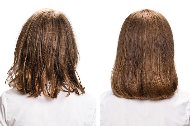 წაისვით ორჯერ ეს ნიღაბი და თქვენი თმა 3-ჯერ უფრო ხშირი გახდება