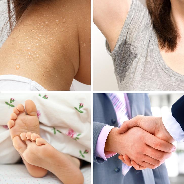 8 მნიშვნელოვანი ნიშანი, რაზეც შეიძლება მეტყველებდეს ოფლიანობა