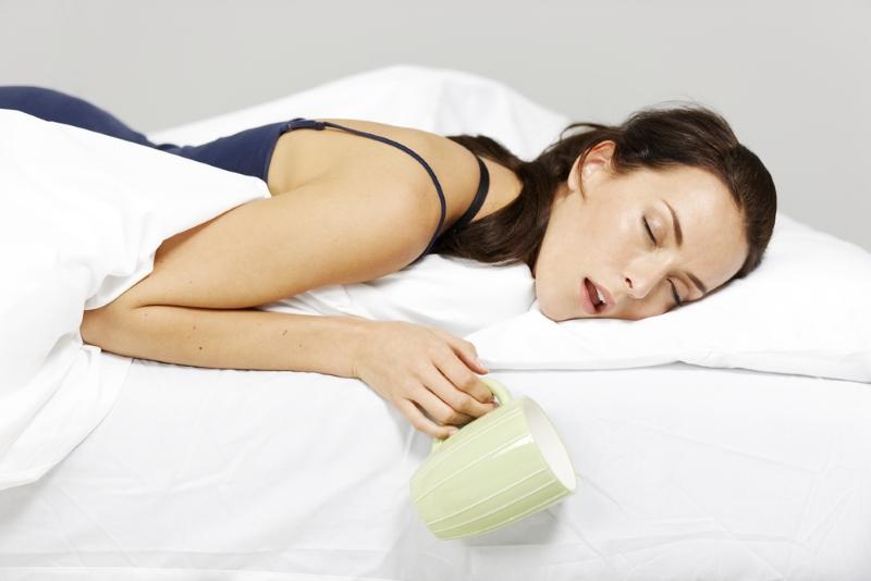როგორ დავიძინოთ სწრაფად დაძაბული დღის შემდეგ?