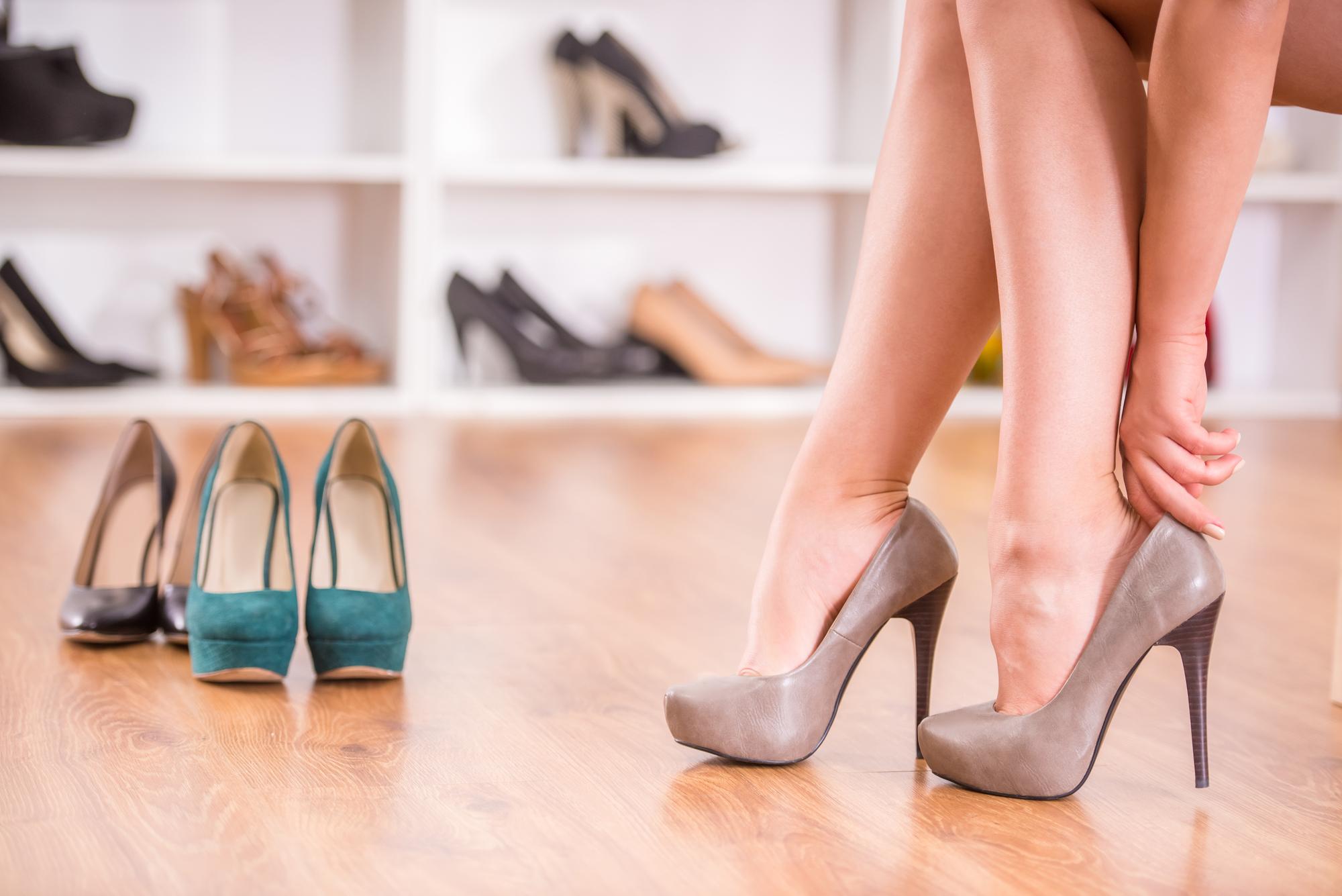 როგორ შევარჩიოთ მოდური ფეხსაცმელი?