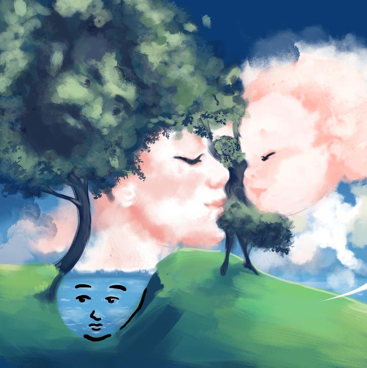 ფოტოზე რასაც პირველად დაინახავთ, იმის მიხედვით გაიგებთ, რა არის თქვენთვის მთავარი სიყვარულში