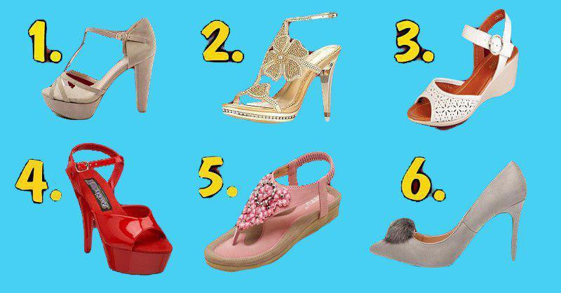 აირჩიეთ ფეხსაცმელი და გაიგეთ თქვენს შესახებ რაიმე საინტერესო. აი, სად იმალება ქალური საიდუმლოებები!