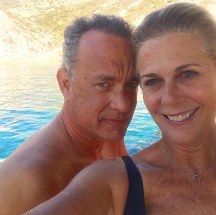 ტომ ჰენკსის 6 რჩევა ბედნიერი ქორწინებისთვის: მსახიობი 31 წელია დაქორწინებულია