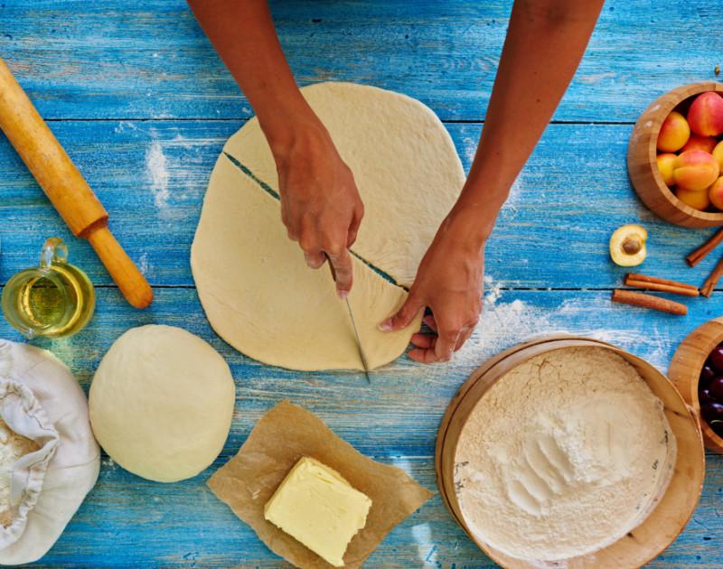 როგორ მოვამზადოთ ხვეულა კვერცხისა და რძის გარეშე?