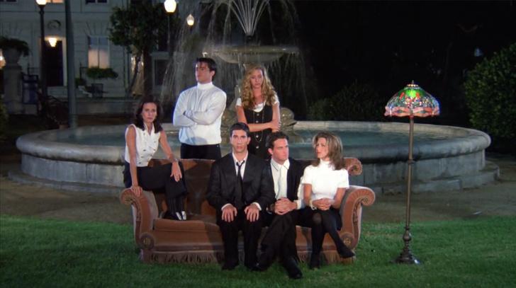 """6 საიდუმლო სერიალ """"მეგობრების"""" შესახებ, რომლის ამოხსნაც ყველას სურდა"""