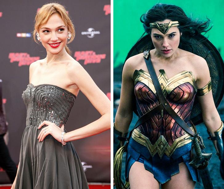 9 ცნობილი ქალი მსახიობი, რომელმაც როლის გამო ბევრი ივარჯიშა და საოცარი შედეგი აქვს