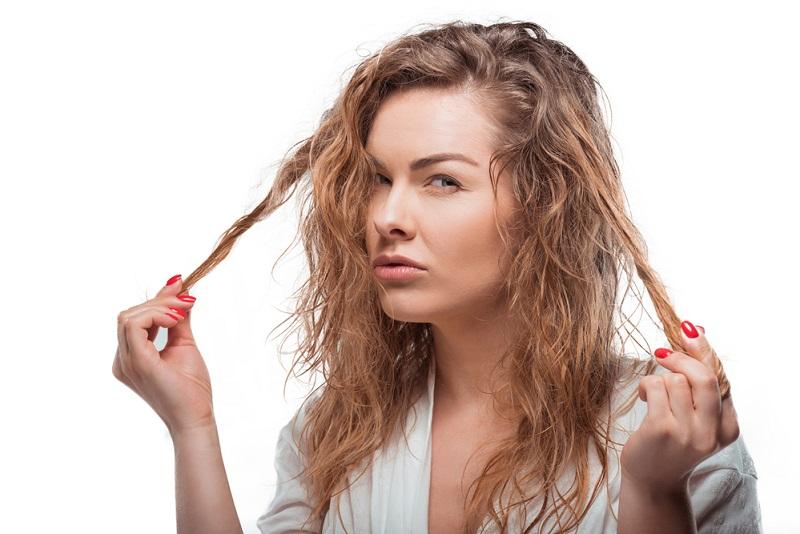 როგორ დავუბრუნოთ თმას ძალა და ბზინვარება