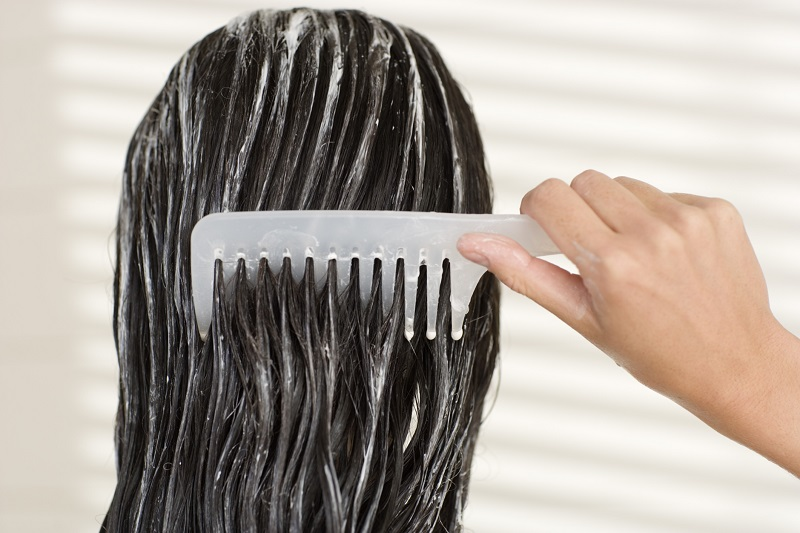 იაპონელები ბავშვობიდან იწყებენ ამ ნიღმის თმაზე გამოყენებას. ამიტომაც აქვთ იდეალური თმა.