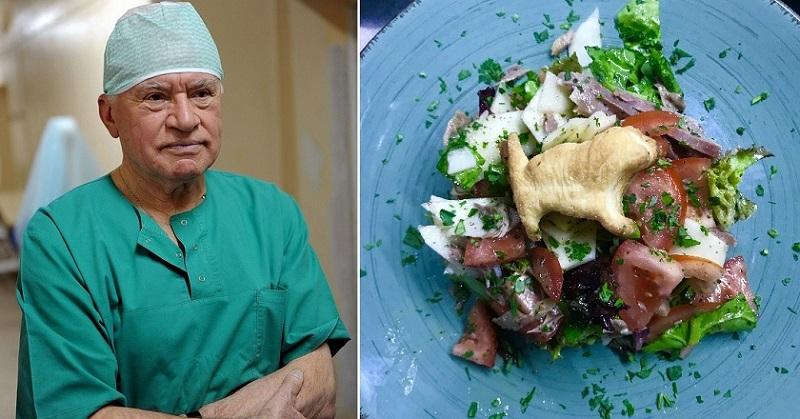 ექიმი ლეო ბოკერია ამბობს: იმისათვის რომ იცოცხლოთ 100 წელი, დაიცავით კვების ეს წესები.