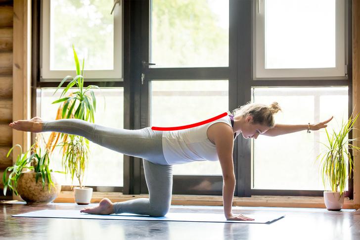 როგორ გავაუმჯობესოთ სხეულის მდგომარეობა დღეში 10 წუთი ვარჯიშით