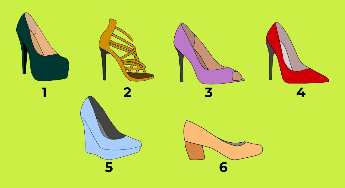 ტესტი: აარჩიეთ ფეხსაცმელი და გეტყვით როგორ გამოიყურებით მამაკაცის თვალში