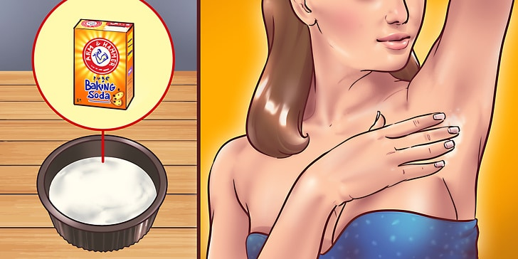 8 საშუალება, რომელიც იღლიაში არსებულ მუქ კანზე საშლელივით იმოქმედებს