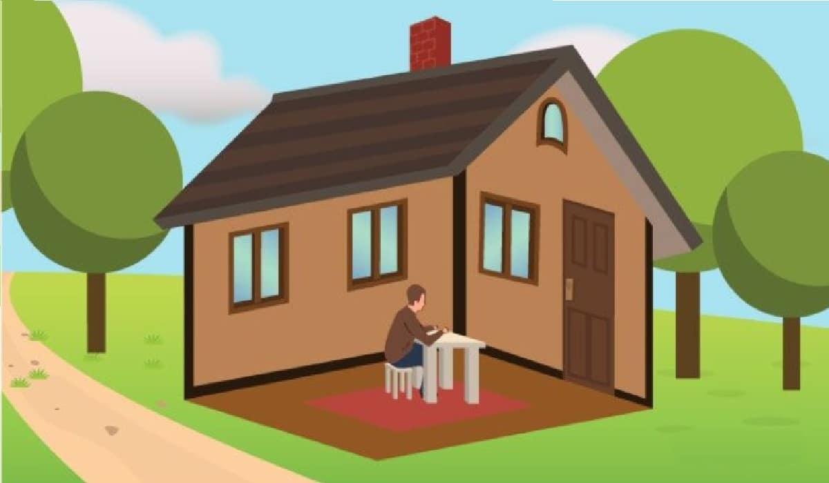 ტესტი: უპასუხეთ სად ზის მამაკაცი, სახლის წინ თუ გარეთ და გაშიფრეთ თქვენი პიროვნული ხასიათი