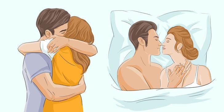 7 სარგებელი, რომელიც ჩვეულებრივ ჩახუტებას მოაქვს