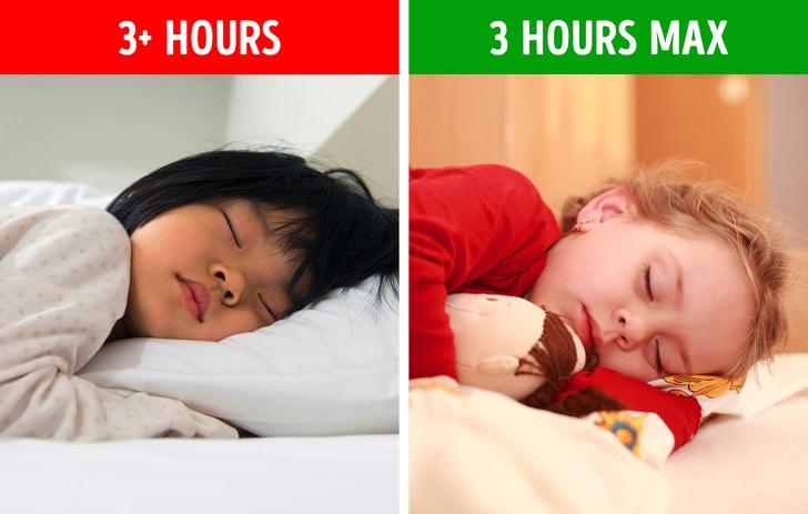 მშობლების 10 შეცდომა, რომელიც მათ შვილს ძილს ურღვევს