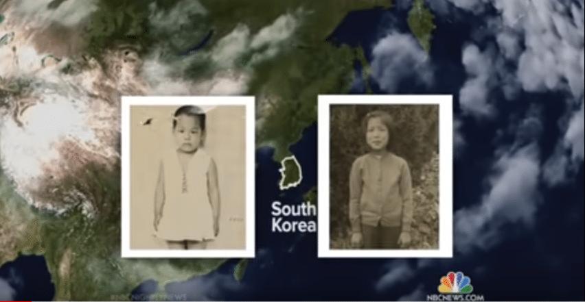კორეელმა დებმა 40 წლის უნახაობის შემდეგ ერთმანეთი სულ შემთხვევით აღმოაჩინეს