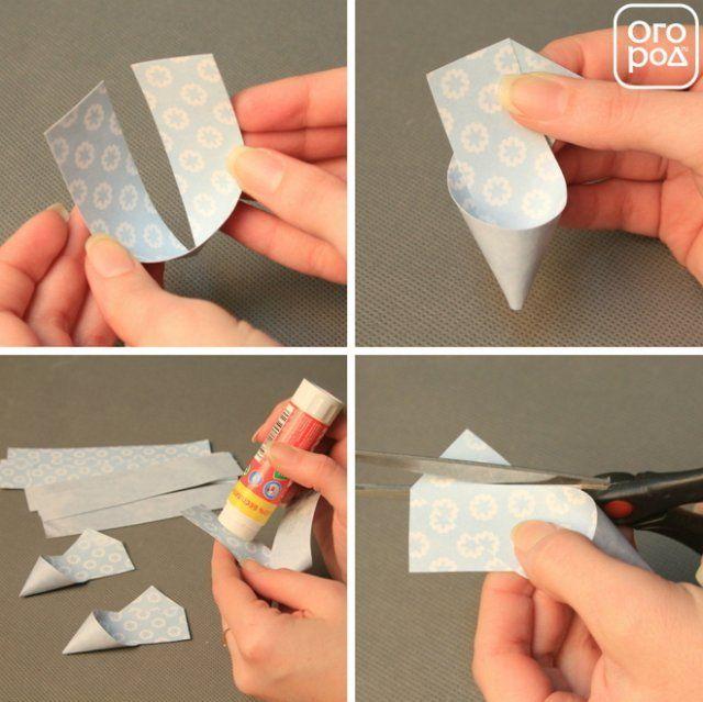 შექმენი შენით 3D-ფიფქები: 5 სწრაფი ვარიანტი