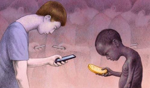 20 ღრმააზროვანი ილუსტრაცია სასტიკ სიმართლეს გვეუბნება დღევანდელობაზე. ერთში მაინც ამოიცნობთ თავს.