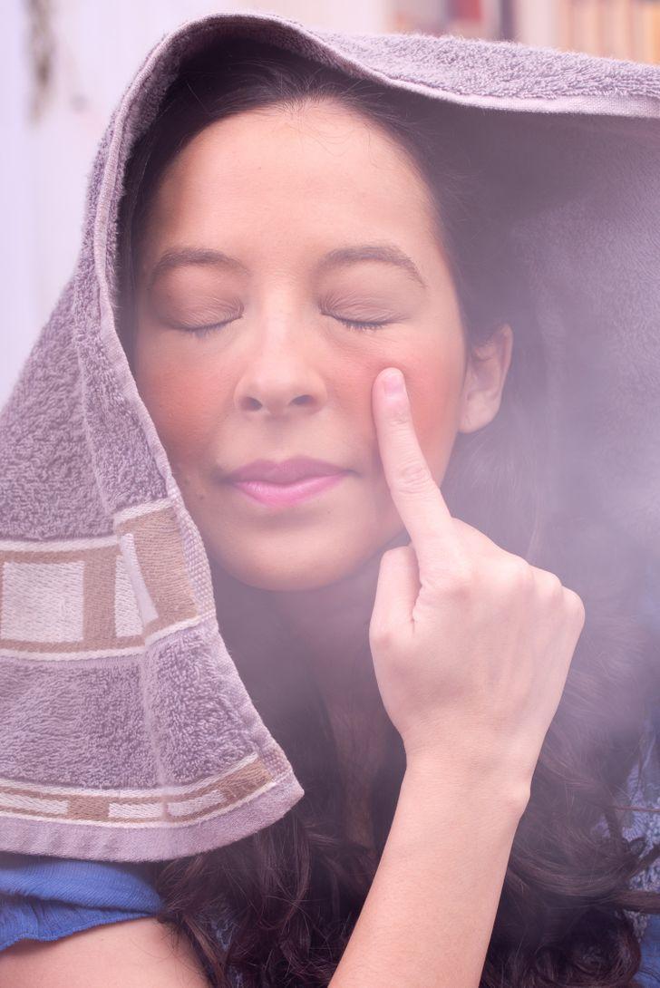 ამ 6 ცვლილებას შეამჩნევთ თქვენს სახეზე, თუკი კვირაში ერთხელ ორთქლის აბაზანებს მიიღებთ