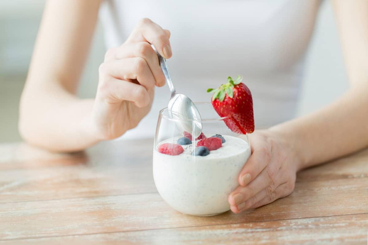 როგორ ვჭამოთ იოგურტი რომ წონაში დავიკლოთ