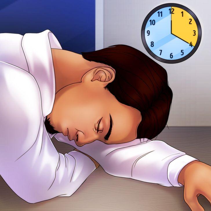 8 გზა, როგორ შევძლოთ გამოვფხიზლება მაშინ, როცა დაღლილები ვართ